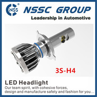 NSSC jeep high power car h4 led headlight bulb, head led light for toyota corolla