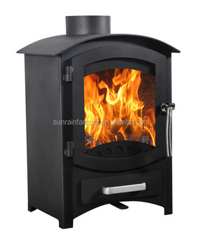 steel plate wood burning stove/modern stove(DL008)