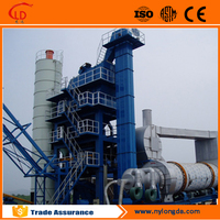 Hot LB 1500 Aspahlt Mixing Plant with high efficiency for best sale