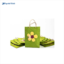 Logo printing custom shopping gift paper bag