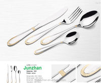 Dinner spoon fork with stainless steel material and low price--- direct factory sell