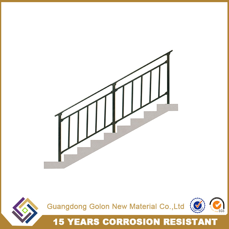 Top selling stainless steel baluster designs stair baluster exterior handrail