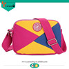 cheap China wholesale leisure canvas messenger bag single shoulder bag for girl