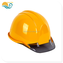 Site construction PC breathable anti - puncture helmet secondary injection molding insulation anti - smashing safety helmet