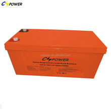 CSPOWER lead acid battery 12v 180ah for UPS