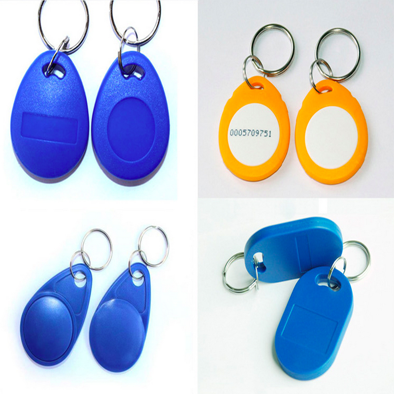 RFID key fobs /key tags with many kinds of shape