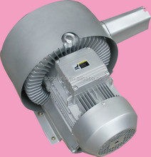 50HZ 15kw double-stage high capacity air blower