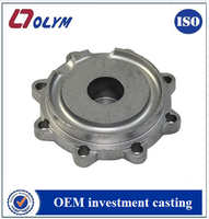 customized high quality motorcycle parts stainless steel precision castings