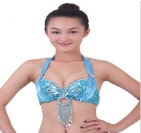 More Coins Tribal Belly Dance Bra And Belts
