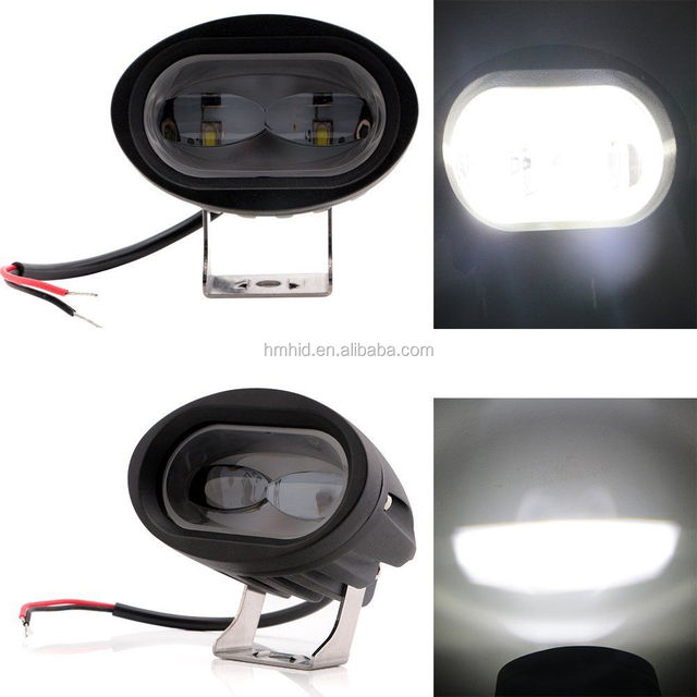Superb quality 4inch 12V/24V 20W 1800LM 6D Fish Eye Lens C ree LED Work Light for truck motorcycle and cars