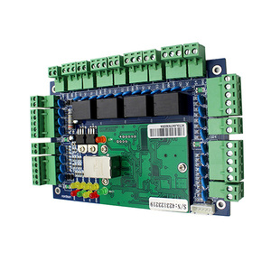 2 or 4 Door Ethernet TCP/IP rfid elevator access control board system