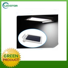 1.5W Solar pir sensor light Outdoor wall lamp LED garden light