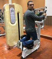 Fashion Model design Hip Adductor commercial gym equipment with CE , ISO 9001 , ROHS