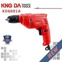 "KD6001AX 350W 1/4"" mini electric drill extra power tools with positive and negative switch"