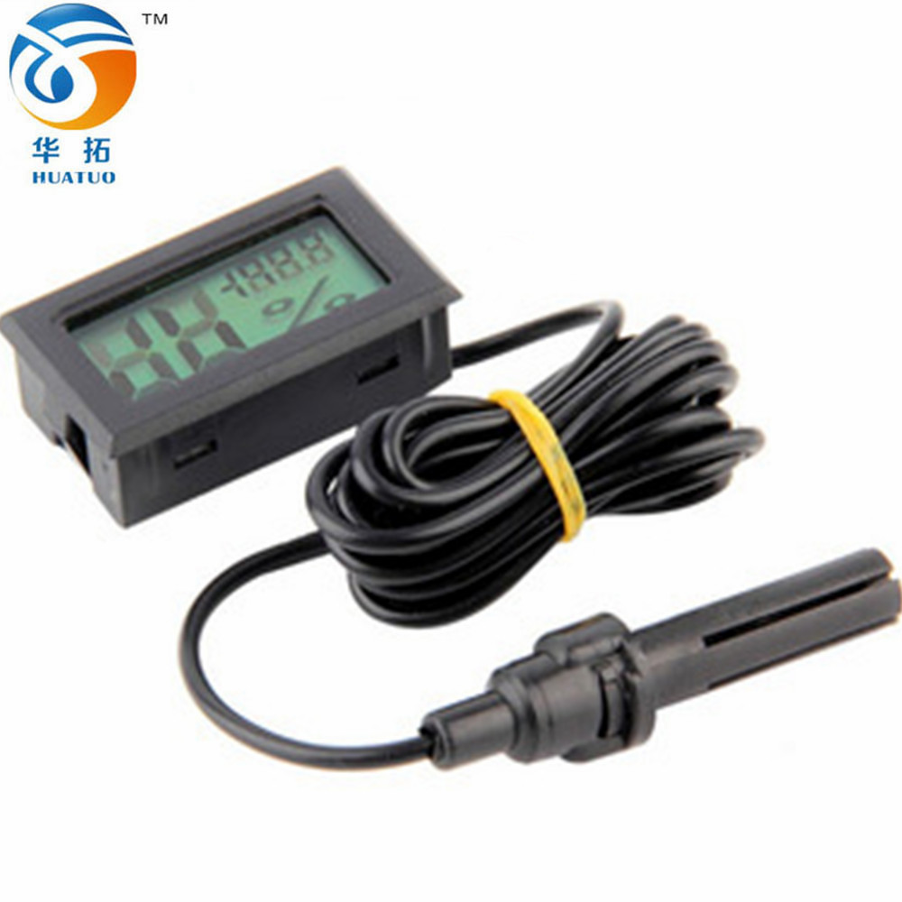 Thermometer and humidity meter/Digital Hygrometer thermograph / Thermometer and Hygrometer