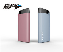 New 10000mAh LED Display Charging 2 mobile phone High-end Portable Polymer Power Bank