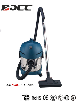 Wet And Dry Vacuum Cleaner HEPA filtration cleaning suction machine