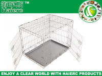 dog mesh fence folding strong cage large wire mesh dog kennel