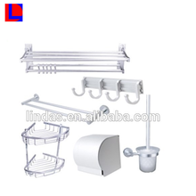 High quality 6000 series anodizing aluminum hotel bathroom accessory