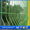 New design best price black powder bending garden fencing