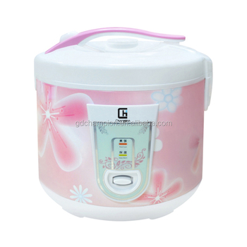 Hot-sale plastic housing Deluxe Rice cooker220V,CE,CB