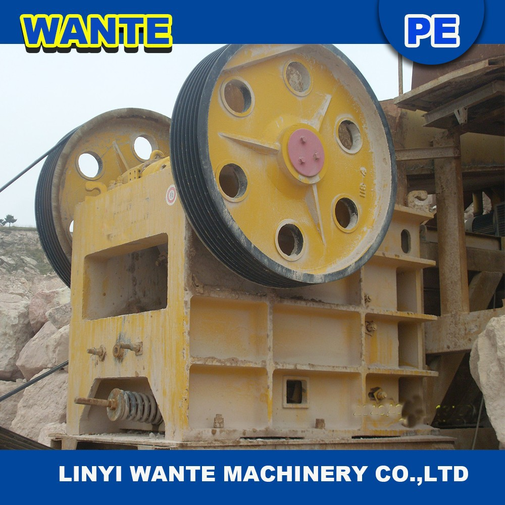 Widely Used Construction Machinery Jaw Crusher manufacturers looking for distributors