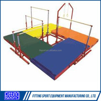 Used gymnastic equipment mats for gymnastic bar/beam(actual photo attached)