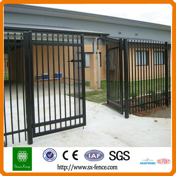 Simple Fence Gate Design steel fence gate design / fence gate - buy steel fence gate design