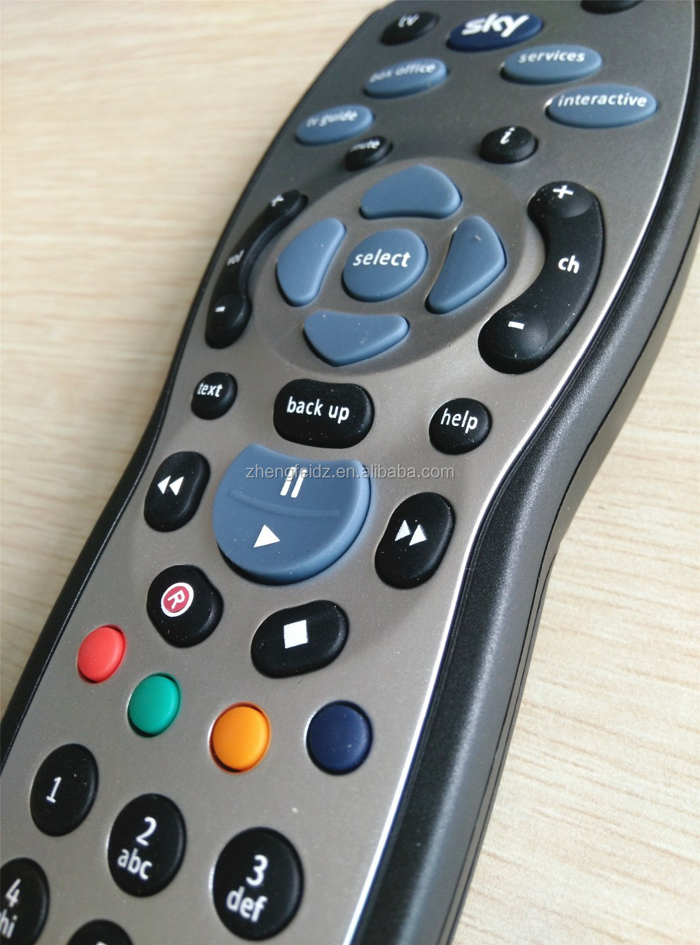 NEW GENUINE SKYHD REMOTE CONTROL SKY HD FOR SKY+HD/HIGH DEFINITION BOX