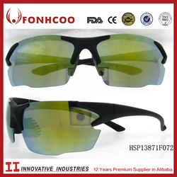FONHCOO Buy Direct From Factory 2016 New Oversized Fishing Sports Cycling Glasses