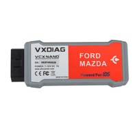 Fast and Free Shipping! 100% High Quality VXDIAG VCX NANO for Ford/Mazda 2 in 1 with IDS V97 Better Than VCM II FOR FORD
