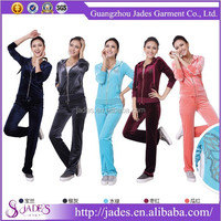 Ladies fashion jogging sut,Jogging suits plus size women,Outdoor sports suit in china