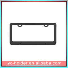 Car Front Bumper Protection License Plate Frame