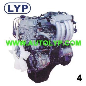 Engine used for Toyota 3RZ
