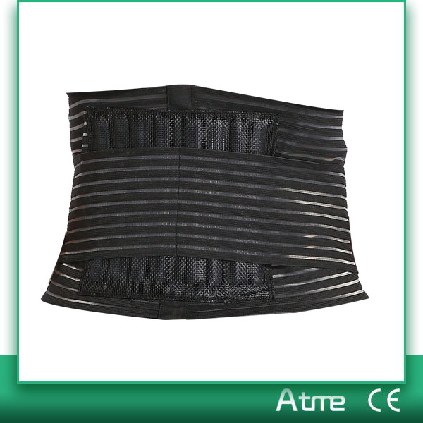 High Quality Elastic Belt 8 PP Strips Waist Trimmer with Double Pull