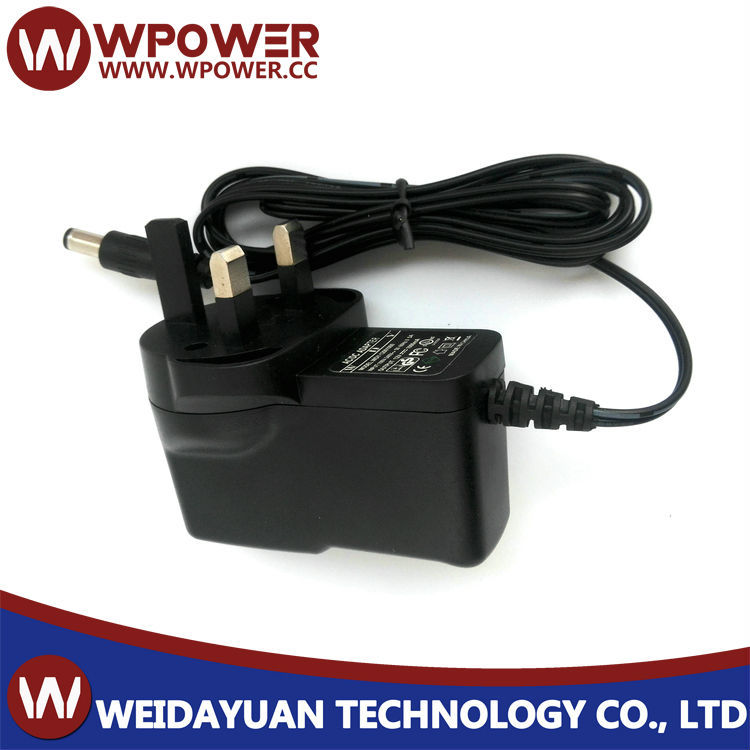 6V 2A 12W Plug In AC To DC Switching Mode Power Supply Adapter