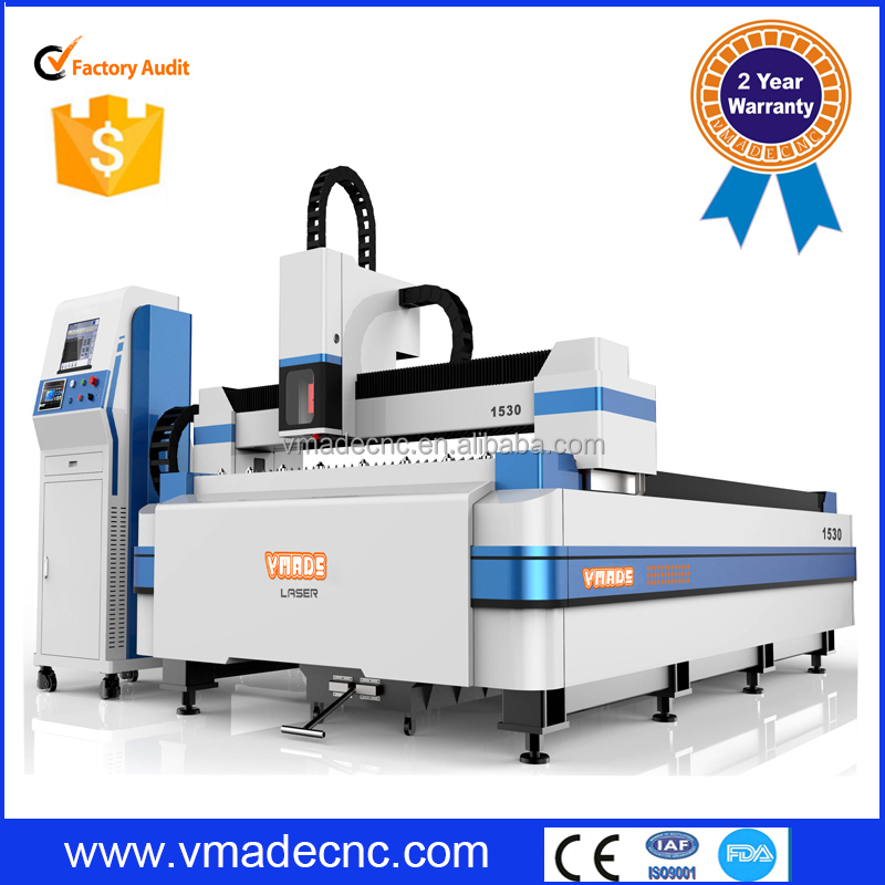 steel laser cutting machine/Fiber laser cutting system for Metal Nonmetal SS Aluminum aluminum Iron 500W 1000W 3000W
