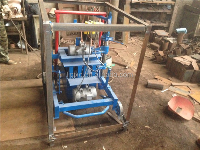 Machinery construction brick making machine HR2-<strong>12</strong> high output for clay ,fly ash paving ,interlocking bricks