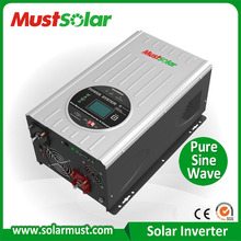 24v 3kw dc to ac inverter kit with solar charger controller