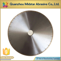 low price round marble saw blades for cutting