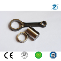 GY6-125 motorcycle engine spare parts connecting rod