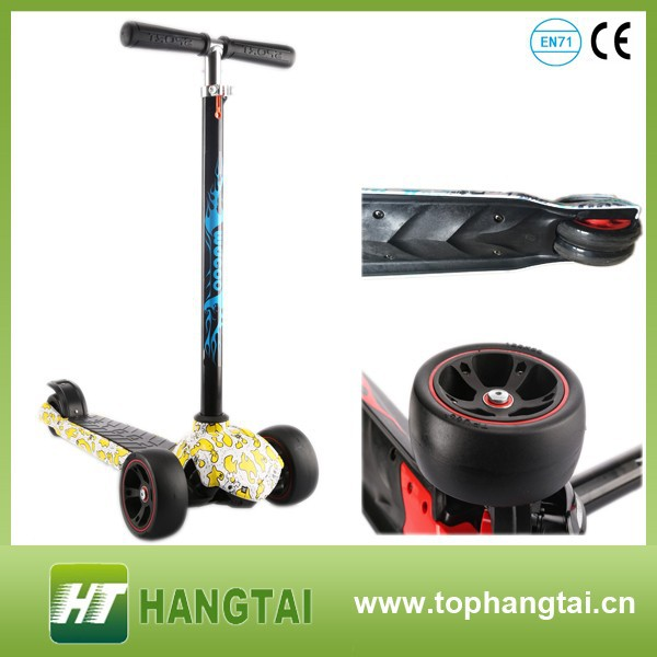 new type O bar pro adjustable water scooter foot scooter