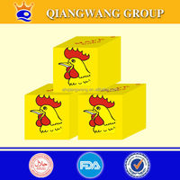 4g/tablet x 10tablets/box x 160box/carton chicken seasoning cube halal chicken bouillon cube