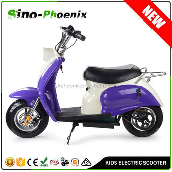 New 350W used vespa electric scooter (PN-ES8025 )