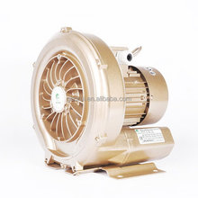 Three phase Regenerative air blower for industrial vacuum cleaner