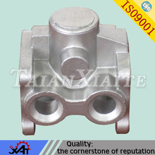 hydraulic pump for auto parts cylinder aluminum casting gravity casting