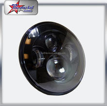 Wholesale High Low Beam 7 Inch LED Headlight For Jeep Wrangler Motorcycle