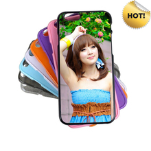 For iphone 5 Sublimation phone case, 2D Sublimation Case, Blank Sublimation phone cases with metal plates