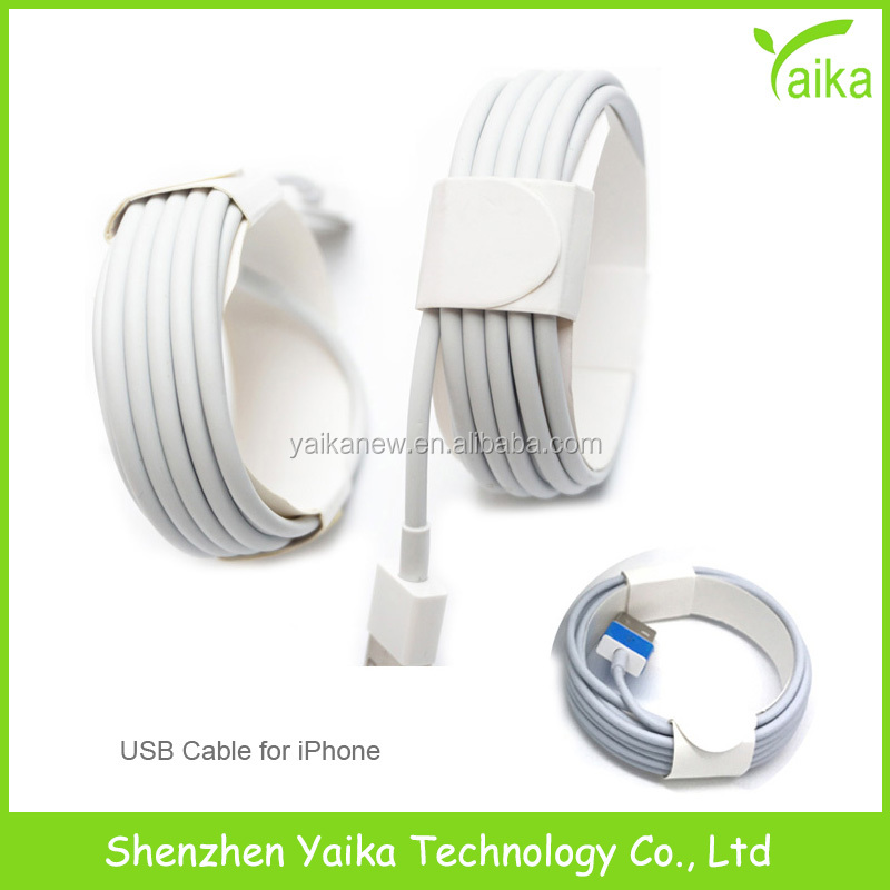 Yaika High Quality 2m/6FT USB Data Charging <strong>Cable</strong> for iPhone