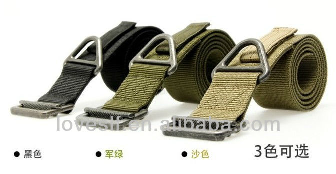 Loveslf outdoor rescue safety equipment army military tactical belt